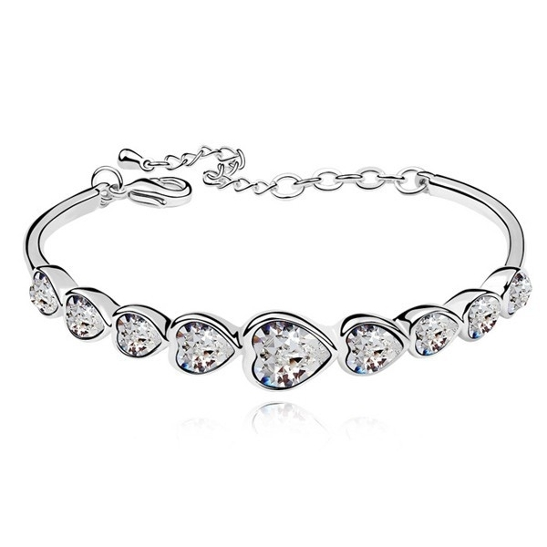 Браслет Swarovski Elements 47228-9529